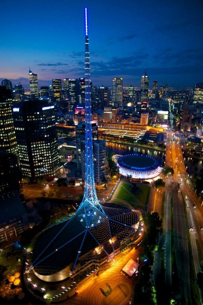 Trung tâm Nghệ thuật Melbourne