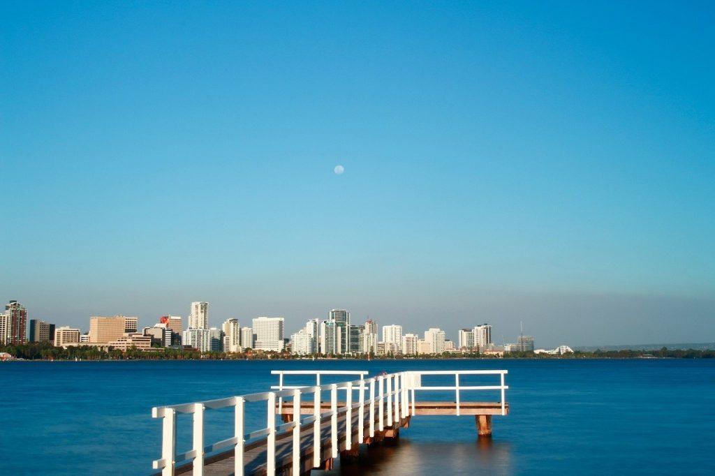 Trường tọa lạc tại Perth – Top 10 thành phố đáng sống nhất thế giới